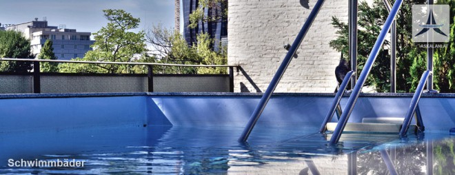 Abdichtungstechnik Askalani Schwimmbad